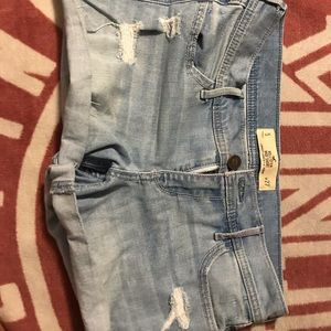 Holister Jean shorts